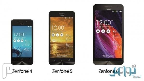"""أسوس"""" تطرح سلسلة هواتف ZenFone بالخليج"""