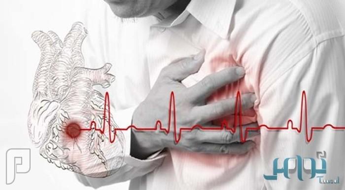 زيادة الوزن المفاجئة مؤشر على أمراض القلب