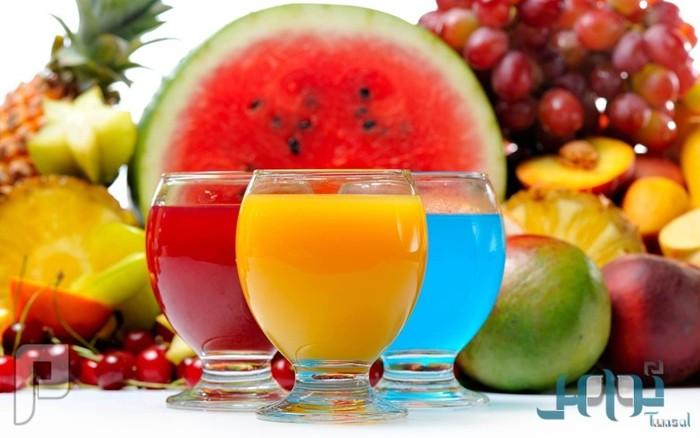 دراسة: تناول عصير الفواكه يومياً قد يؤدي إلى ذبحة صدرية
