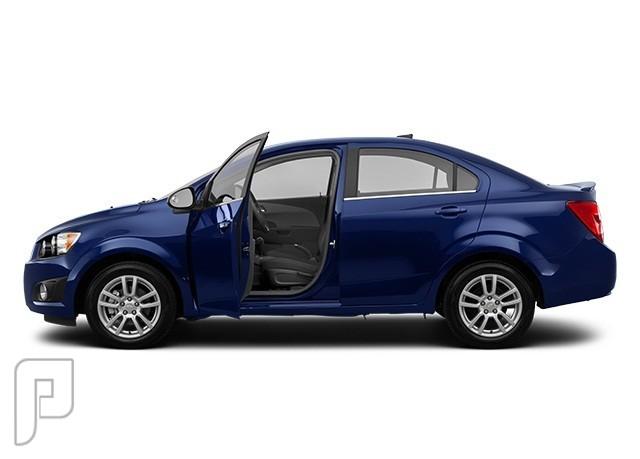 شيفروليه سونيك 2015 Chevrolet Sonic مواصفات و صور و أسعار