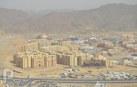 بدء تسليم المرحلة الأولى من مشروع واحة مكة