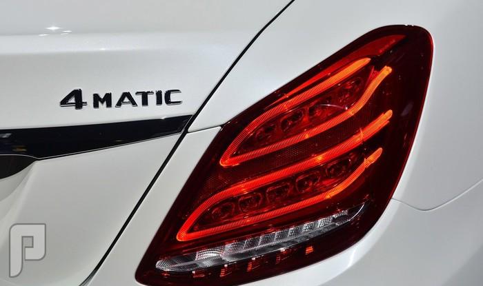مرسيدس بنز سي 220 – 2015 – Mercedes benz C 220