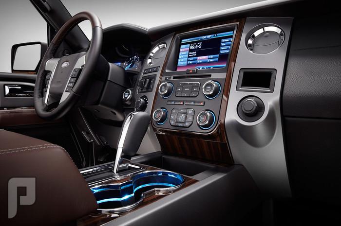 السيارة فورد اكسبدشن 2015 Ford Expedition صور واسعار ومواصفات