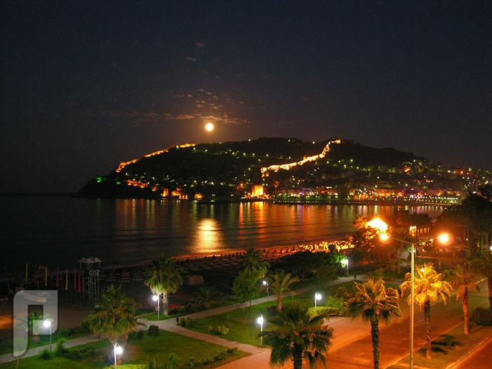 مدينة أنطاليا التركية ورحلة مستعمل اليها