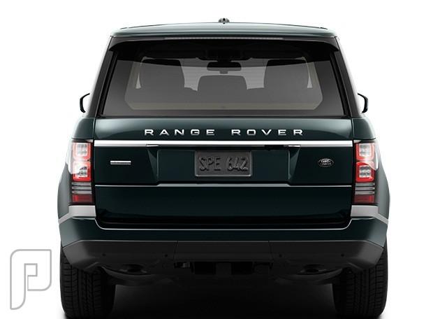 لاند روفر رنج روفر 2015 Land Rover Range Rover صور ومواصفات واسعار