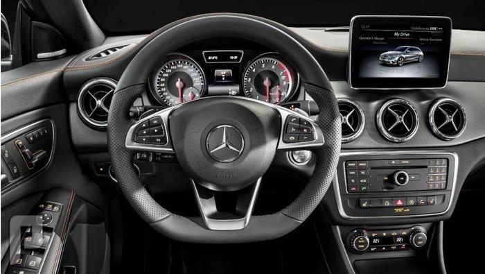مرسيدس بنز شوتنج بريك Mercedes-Benz CLA Shooting Brake 2015