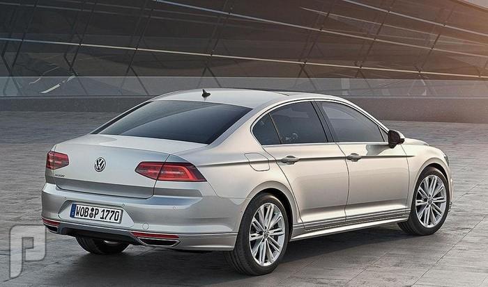 فولكس فاجن باسات 2015 Volkswagen Passat