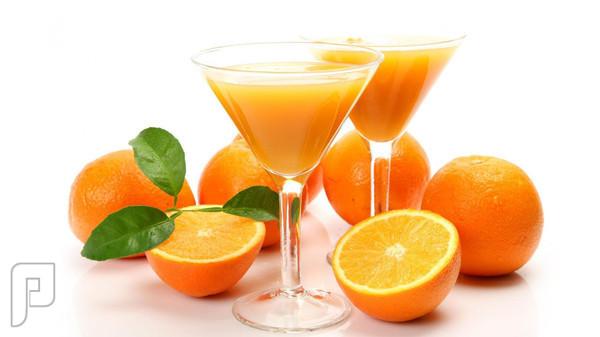 الفوائد الغذائية لشرب عصير البرتقال كل صباح
