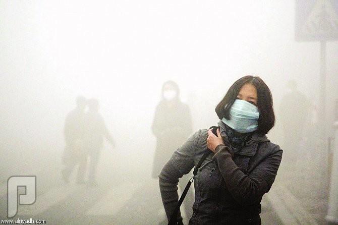 خبراء يحذرون من مخاطر تلوث الهواء على القلب
