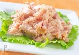 هل أكل التونة مضر؟