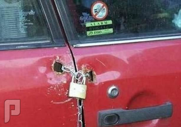 سيارتك كيف تحميها من السرقة