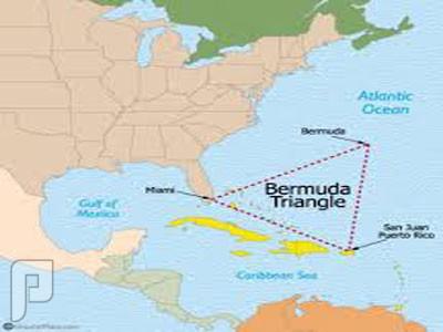 علماء يقدمون تفسيرات جديدة لحل لغز مثلث برمودا