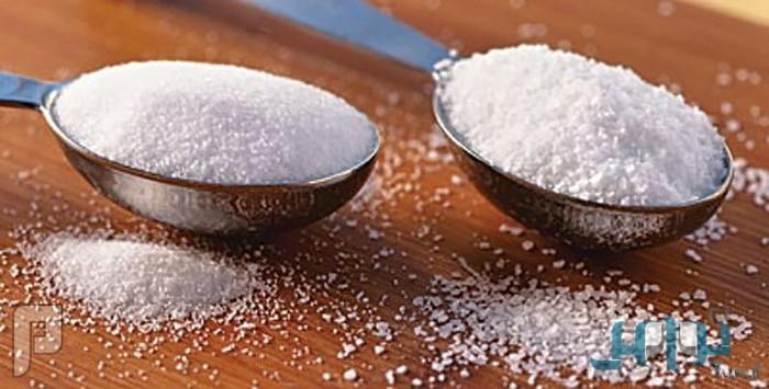 دراسة: اكثر من 6ملاعق سكر للنساء و9 للرجال يوميا تهدد بالسمنه والسكري