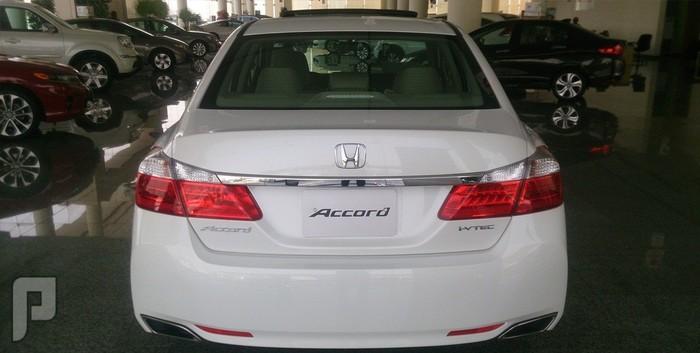 هوندا اكورد سيدان 2015 Honda Accord Sedan