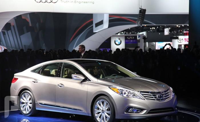 هيونداي ازيرا 2015 Hyundai Azera