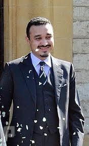زواج الأمير خالد بن بندر بن سلطان من ابنة دوق بريطاني سمو الامير خالد بن بندر