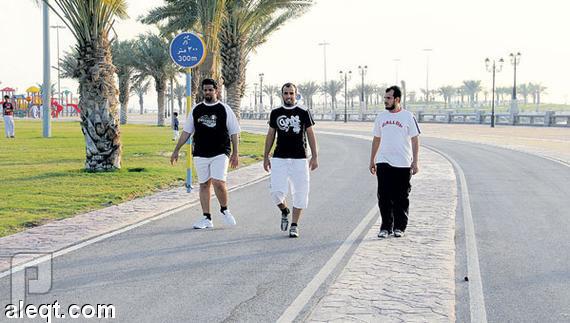 ماهو أفضل وقت لرياضة المشي ؟؟