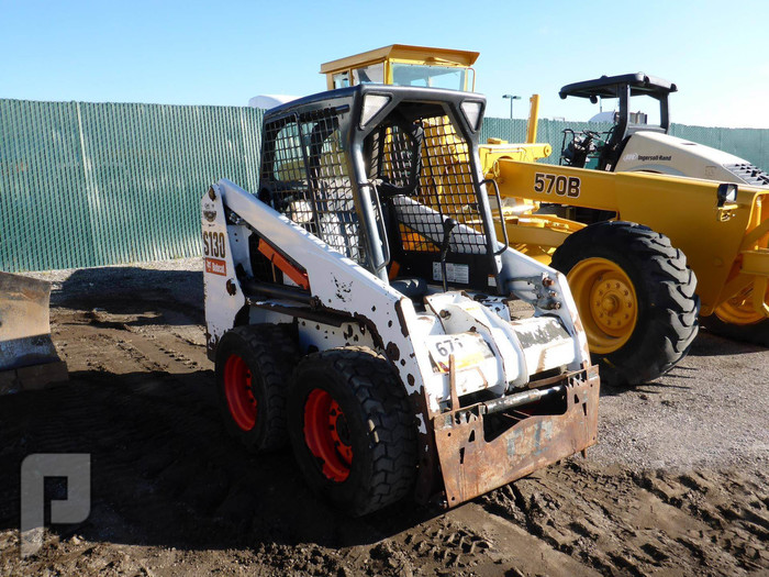 IT# 671-2012 BOBCAT S130 Skid Steer Loader