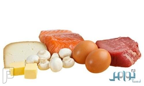 أهم المصادر الغذائة للحصول فتامين د