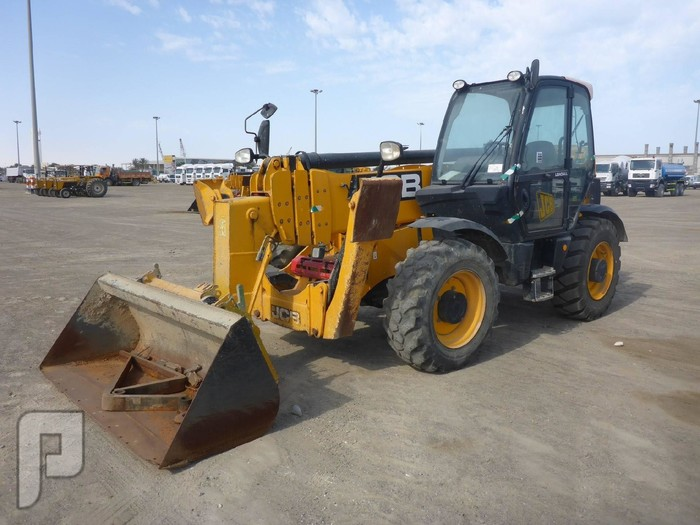 IT# 44-2011 JCB 540-170 4x4x4 Telescopic Forklift