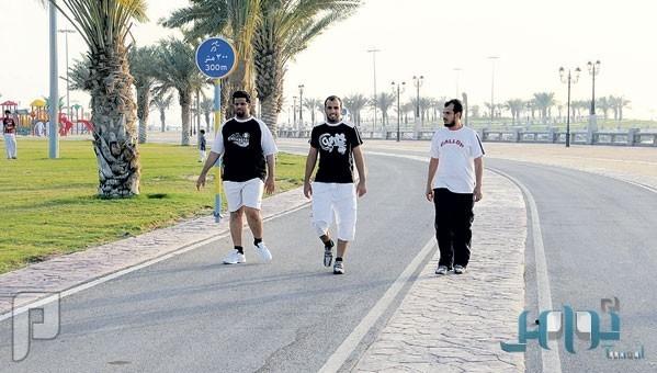 للمشي 7 فوائد على صحة الانسان