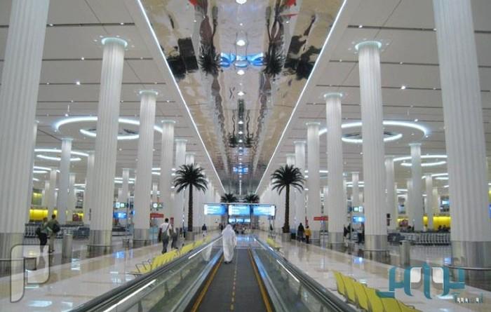 انجاز مراحل متقدمة في مركز نقل الركاب في مطار جدة الجديد،
