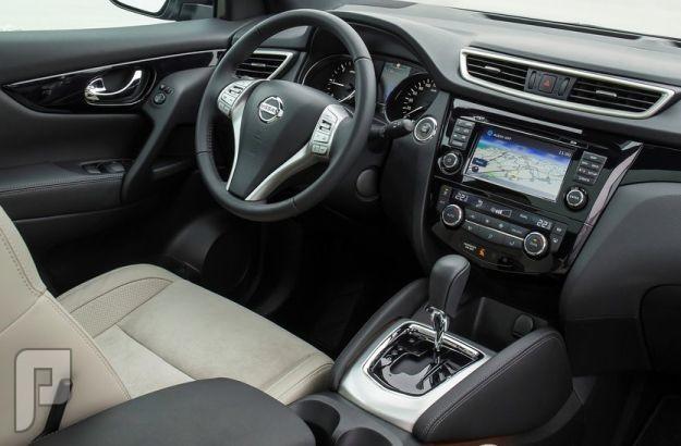 نيسان قاشقاى 2016 Nissan Qashqai بالصور والمواصفات