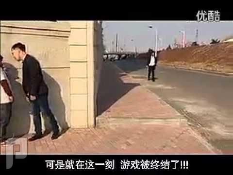 كاميرا خفية صينية تحولت الى جريمة قتل ؟!!