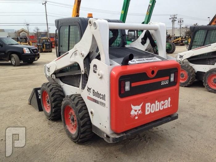 IT# 2246-2014 BOBCAT S530 SKID STEER