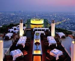 مطعم بالرياض بإطلالة مميزة واجواء اسرية رائعة
