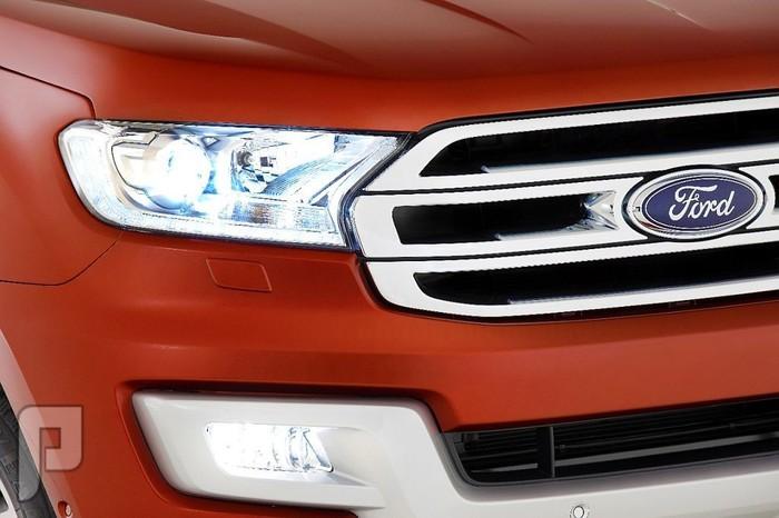 مواصفات فورد ايفرست 2016 Ford Everest تعرف على الأسعار وشاهد الصور