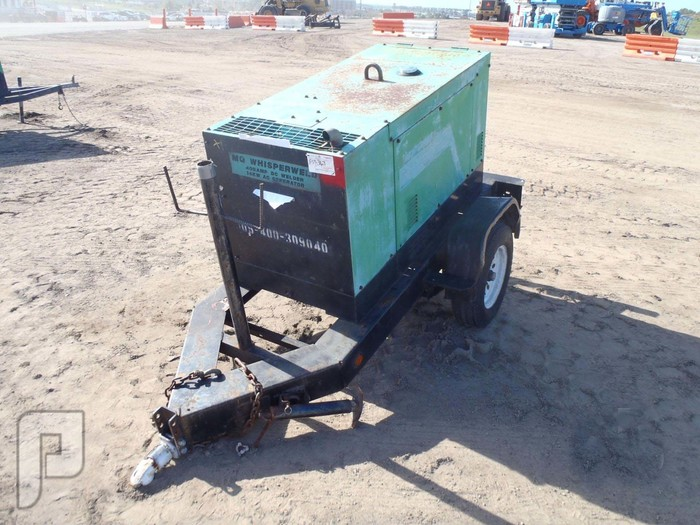 IT# 1967-2005 MULTIQUIP BLW400SSW2 Portable Welder