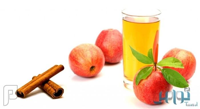 شراب «التفاح والقرفة».. أحدث طريقة لتخفيف الوزن