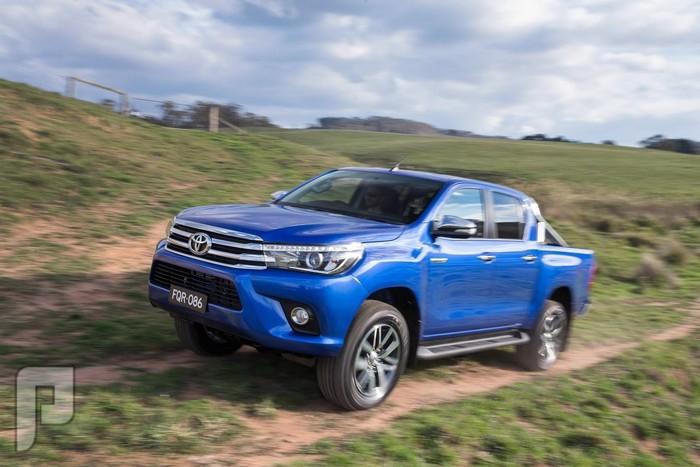 تويوتا هايلكس Toyota Hilux 2016