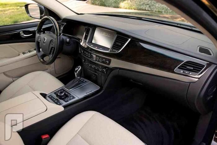 هيونداى ايكوس سينتنيال 2016 Hyundai Equs Centennial