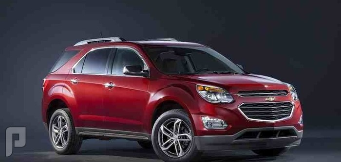 شيفروليه ايكونس Equinox Chevrolet 2016