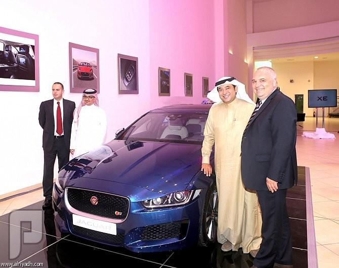 محمد يوسف ناغي للسيارات تكشف عن جاكوار XE الجديدة