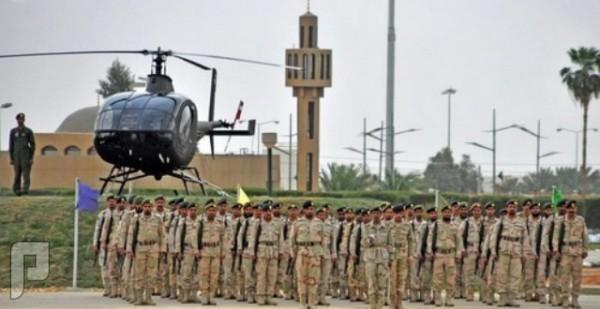 القوات البرية تعلن فتح باب التقديم لطلبة فنيين طائرات عامودية 1436
