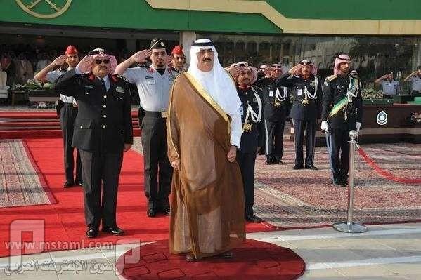 فتح القبول بكلية الملك خالد (لحملة الثانوية) بالحرس الوطني 1436