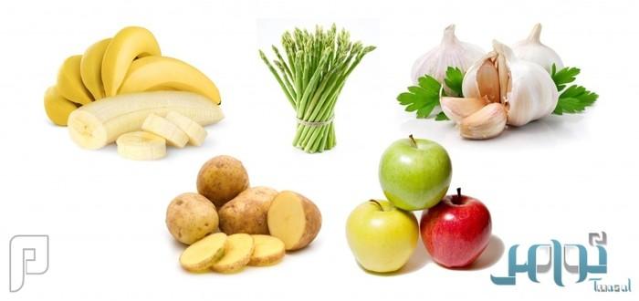 5 أطعمة لتقوية وتحسين جهاز الهضم