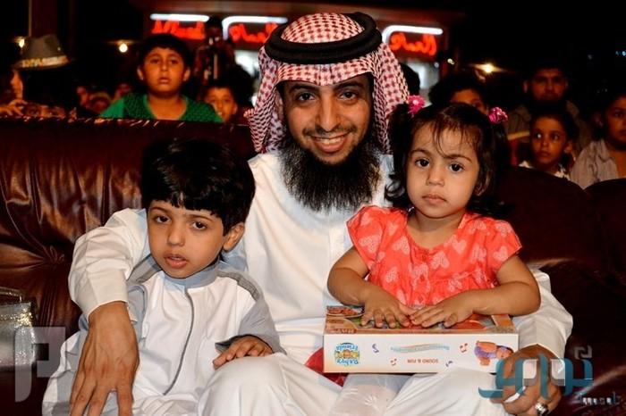 المستودع الخيري بينبع يختتم فعاليات «فرحة العيد»