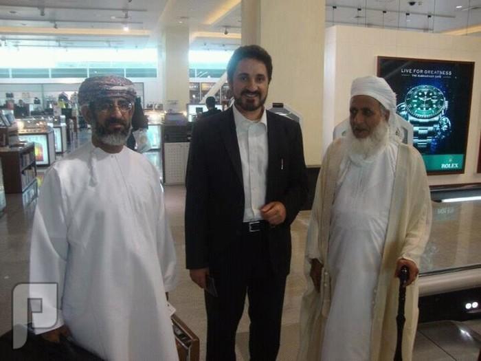 بسط البرهان في ضلالات عدنان مع مفتي عمان أحمد الخليلي