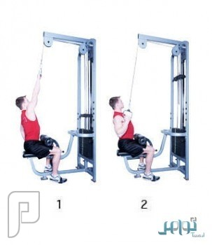 بالصور.. 3 خطوات للتحكم في تمارين الذراع الواحدة
