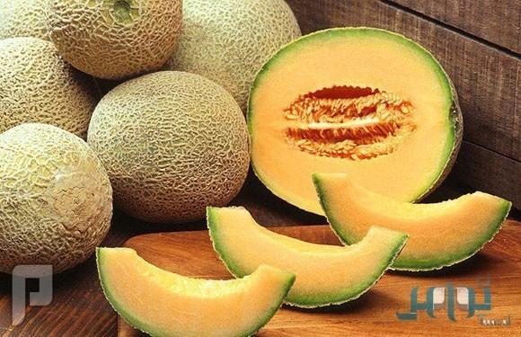 تعرف على فوائد فاكهة «الشمّام» المثاليّة