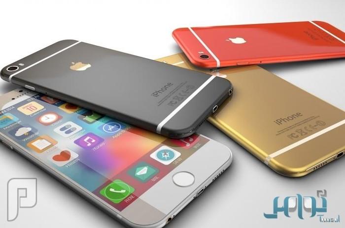 «آي فون 6 إس» قادم بألوان متعددة بدون زجاج الياقوت
