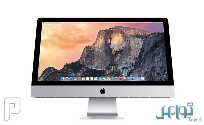 أبل تطلق «iMac» 21 بوصة بدقة «4K» الشهر المقبل