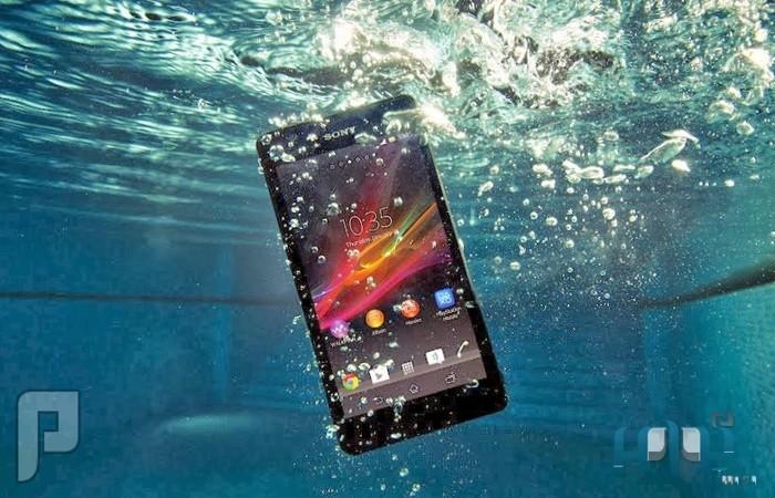«سوني» تُحذر من استخدام هواتف «إكسبيريا» تحت الماء