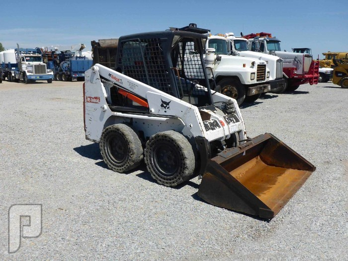 IT# 42-2008 BOBCAT S130 Skid Steer Loader