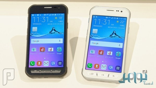سامسونج تكشف عن هاتف ذكي للاستخدامات الشاقة