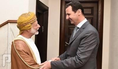 وزير الخارجية العماني يزور دمشق